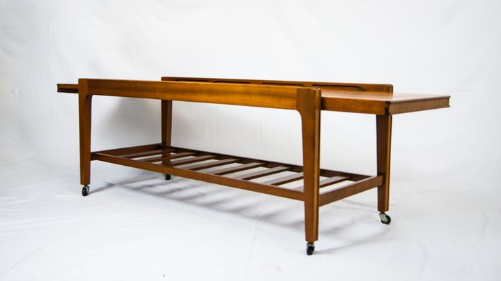 Amazing Ceramic And Teak Coffee Table From Remploy 1960S Spiritservingveterans Wood Chair Design Ideas Spiritservingveteransorg