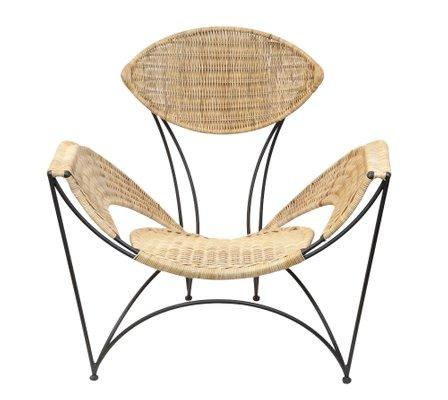 Tom Dixon Poltrona.Model Fat Lounge Chair By Tom Dixon For Cappellini 1990s