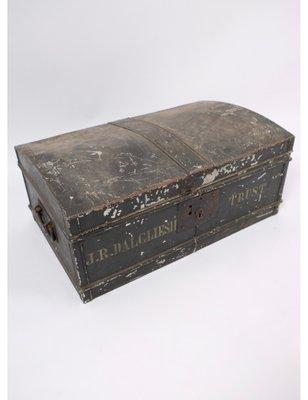 plus récent 05e4e 986cb Coffre Vintage en Métal, Royaume-Uni