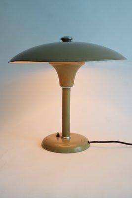 alemana Lámpara de para de Bauhaus metal de Schröder1934 mesa Schumacher 1lJF3uTKc