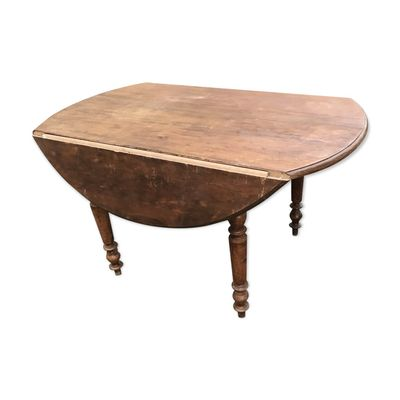 Antique Drop Leaf Table >> Antique Drop Leaf Table For Sale At Pamono