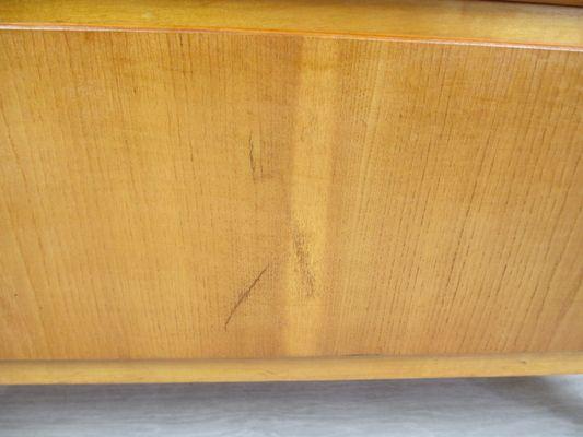 Kleine Vintage Kommode Aus Holz 1970er