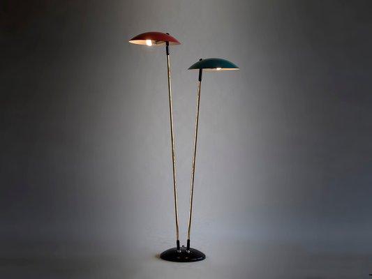 Mid Century Floor Lamp From Drukov