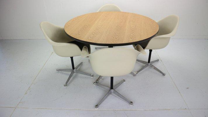 Miller1950er4er Für Stühle Ray Esstischamp; Herman Von Eames Charles Set 0Ok8Pnw