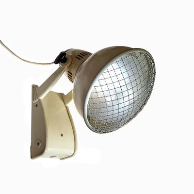 Mid Century Industrial Medical Wall Lamp from Philips, 1950s