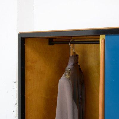 Attrayant Vintage Wardrobe Cabinet By Willy Van Der Meeren For Tubax