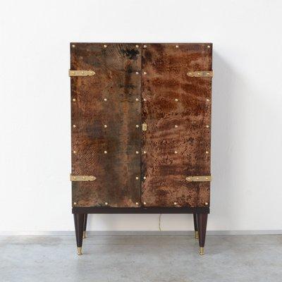 Bar Cabinet by Aldo Tura, 1950s