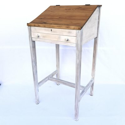 Antique Standing Desk For At Pamono