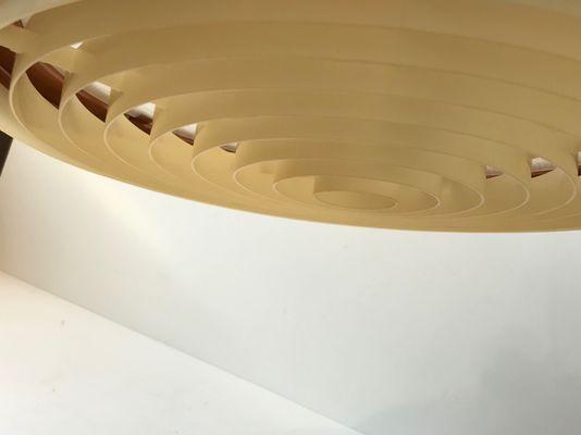 de y acrílico de Lámpara cobre danesa de techo 70 Vitrikaaños 2IEHD9W
