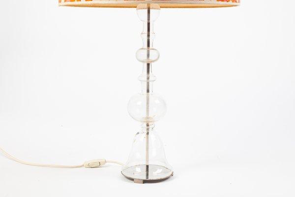 Base Per Tavolo Di Cristallo.Lampada Da Tavolo Ml9t Con Base In Vetro Di Ingo Maurer Per Design