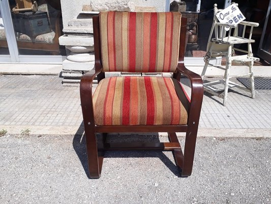 Amazing Italian Bentwood Armchair 1940S Spiritservingveterans Wood Chair Design Ideas Spiritservingveteransorg
