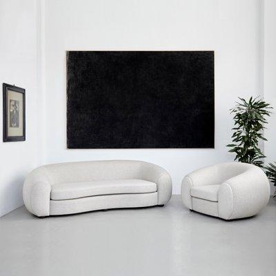 White Living Room Set For At Pamono, White Living Room Set