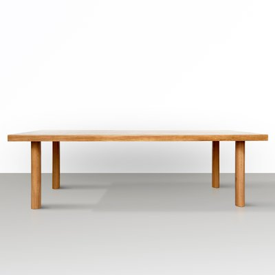 Fabulous Large Solid Ash Dining Table From Dada Est Download Free Architecture Designs Rallybritishbridgeorg