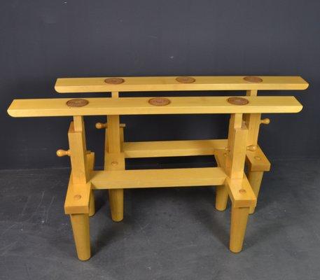 Wondrous Reversible Bramante Dining Table By Castiglioni Brothers For Zanotta 1980S Machost Co Dining Chair Design Ideas Machostcouk