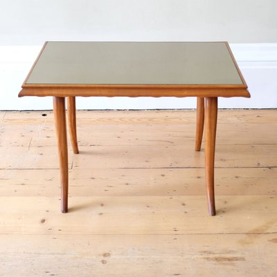 Cherry Coffee Table.Italian Cherry Coffee Table By Paolo Buffa 1950s