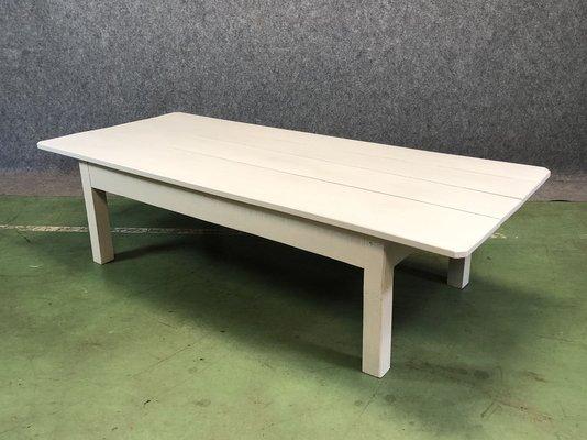 Basse En Artisanale BoisFrance Vintage Table BeordCx