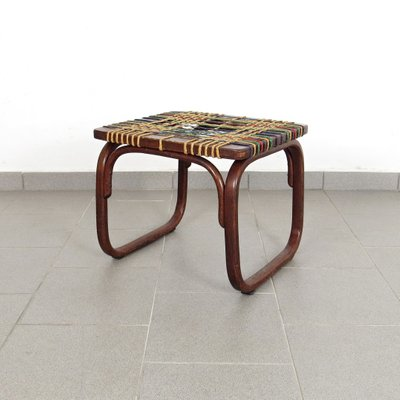 Fabulous Wooden Stool By Josef Frank For Thonet 1920S Gmtry Best Dining Table And Chair Ideas Images Gmtryco