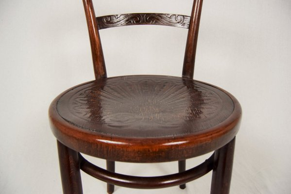 Antique Wooden Chairs >> Antique Wooden No 260 Dining Chair From Jacob Josef Kohn