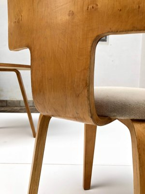 Phenomenal Plywood Table Chair Set By Cor Alons For Den Boer Gouda 1950S Uwap Interior Chair Design Uwaporg