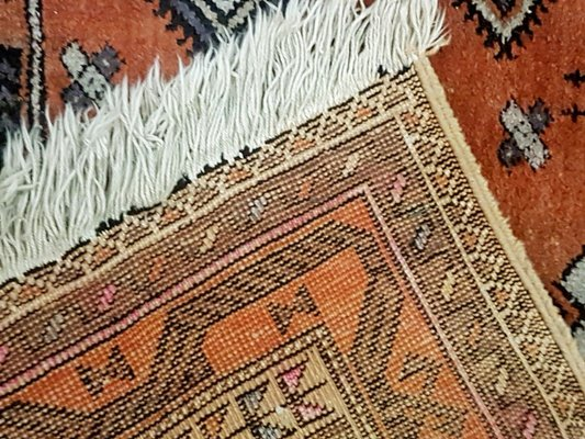 Alfombra Mid Century de lana, años 50 en venta en Pamono