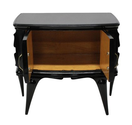 Tables Mid Chevet En De Century HêtreItalie1950sSet 2 4RjcLqS53A