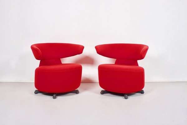 Wondrous Biki Swivel Chair By Toshiyuki Kita For Cassina 1990S Gmtry Best Dining Table And Chair Ideas Images Gmtryco