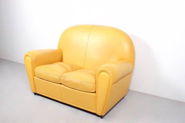 Art Deco Vanity Fair Sofa von Renzo Frau für Poltrona Frau, 1980er