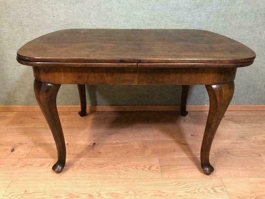 Tavolo da pranzo antico in legno