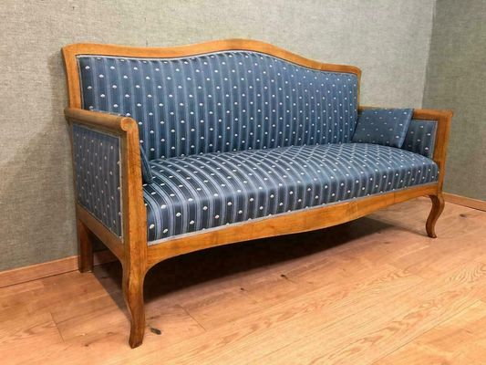 Antique 3-Seat Sofa Bed for sale at Pamono