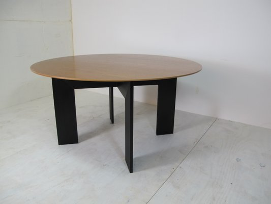 German Dining Table by Cini Boeri for Rosenthal, 1980s