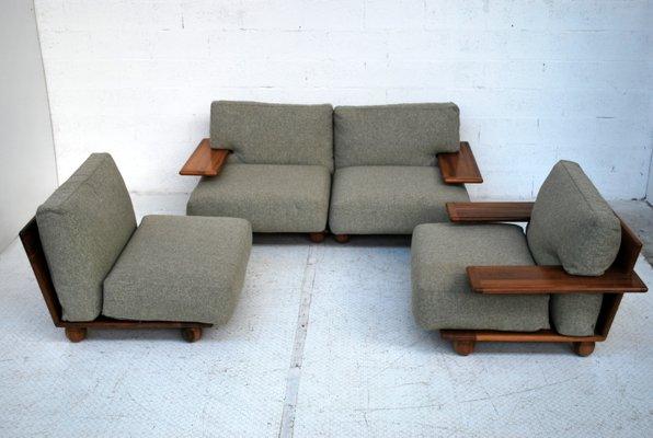 Mario Bellini Design.Italian Pianura Modular Sofa By Mario Bellini For Cassina 1970s