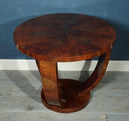 Table Art NoyerFrance1930s Basse Déco Vintage En Aj3RL54