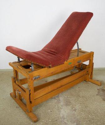 Vendo Lettino Da Massaggio.Lettino Da Massaggio Vintage Di Alda Turngeratebau Germania Anni 50