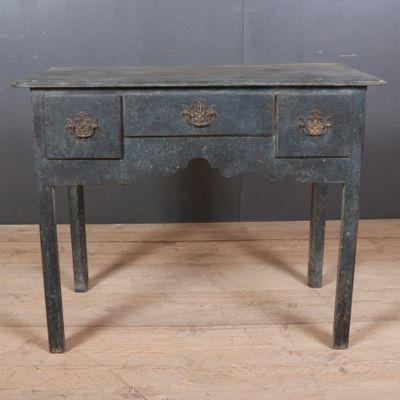 Miraculous Antique Wooden Low Boy Console Table Inzonedesignstudio Interior Chair Design Inzonedesignstudiocom