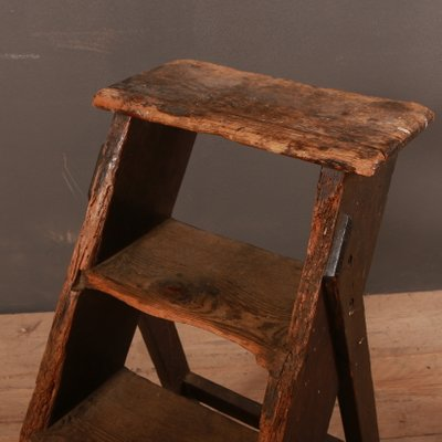 Admirable Antique Wooden Steps Ibusinesslaw Wood Chair Design Ideas Ibusinesslaworg