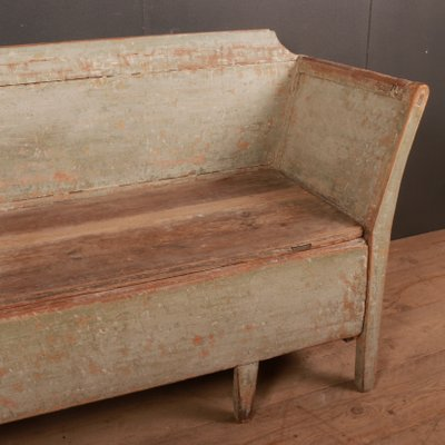 Phenomenal Antique Wooden Sofa 1810S Customarchery Wood Chair Design Ideas Customarcherynet