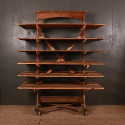 Terrific Antique English Pine Bakers Shelving Unit Download Free Architecture Designs Remcamadebymaigaardcom