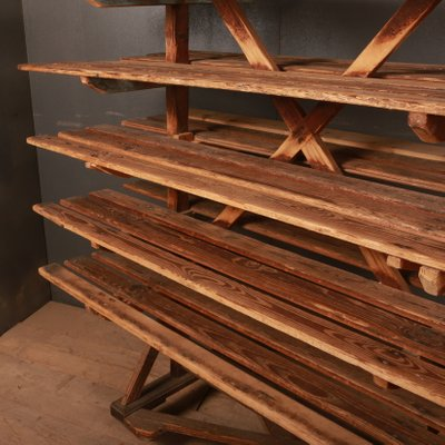 Awesome Antique English Pine Bakers Shelving Unit Download Free Architecture Designs Remcamadebymaigaardcom