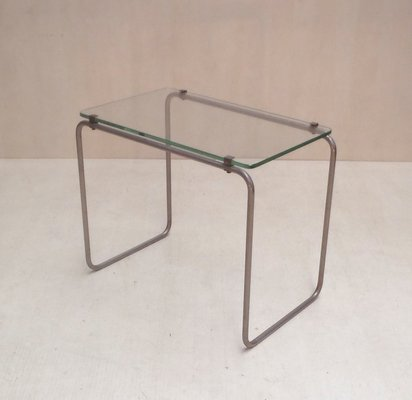 Art Deco Glass And Iron Coffee Table 1920s For Sale At Pamono