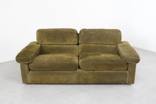 Italian Modern Sofa by Tito Agnoli for Poltrona Frau, 1970s