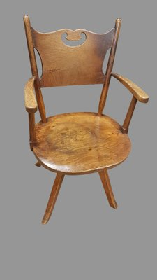 Vintage Crisp Chaise Fowleramp; Orme En Bureau Co1930s De HDI2YWE9