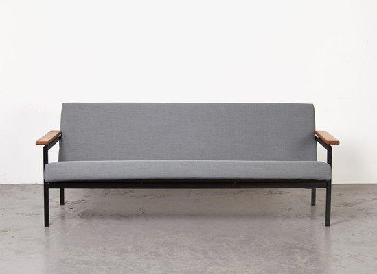 Ordinaire Minimalist Sofa From De Ster Gelderland, 1960s