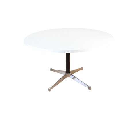 Extendable Dining Table By Charles Ray Eames For Herman Miller 1960s