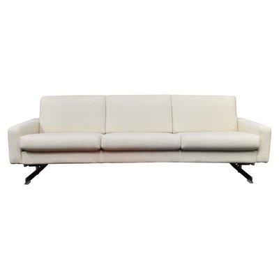 German Rosewood Pluraform Sofa From Rolf Benz 1964