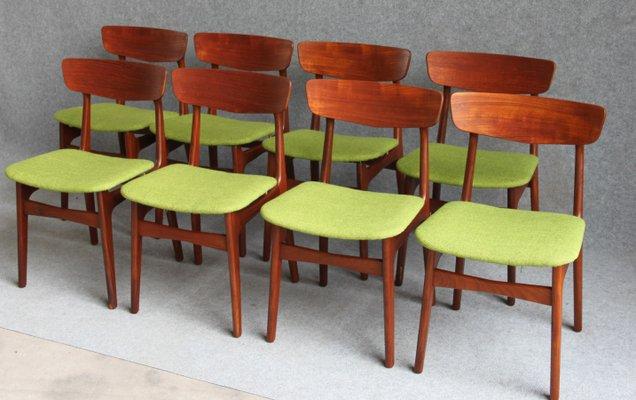 Chaise de Salle à Manger en Teck par Schiønning & Elgaard, Danemark, 1960s