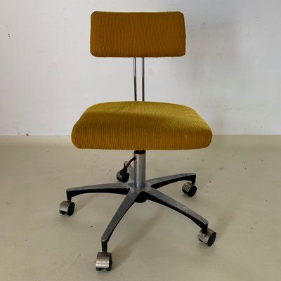 Mid Century Adjustable Swivel Desk Chair