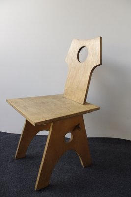 Wondrous Mid Century Craft Chair 1960S Andrewgaddart Wooden Chair Designs For Living Room Andrewgaddartcom