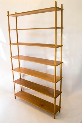 Mid Century Shelving Unit Or Room Divider By Willem Lutjens For Gouda Den Boer 1950s