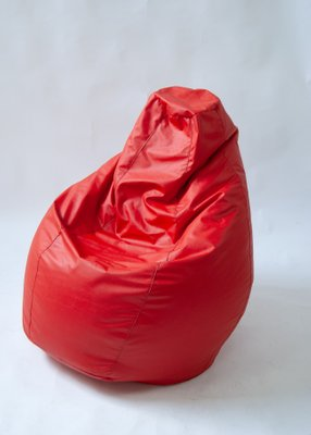 Phenomenal Mid Century Italian Bean Bag By Piero Gatti For Zanotta Camellatalisay Diy Chair Ideas Camellatalisaycom