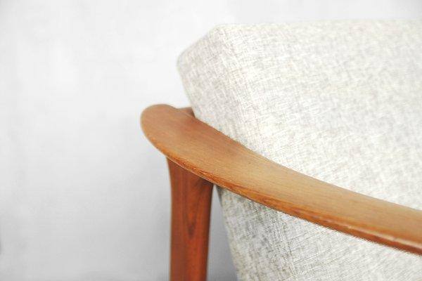 Pleasant Mid Century Swedish Teak Colorado Sofa By Folke Ohlsson For Bodafors 1960S Machost Co Dining Chair Design Ideas Machostcouk